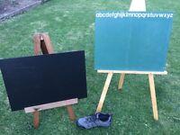 2 blackboards for sale
