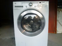 LG Tromm Front End Load Washer