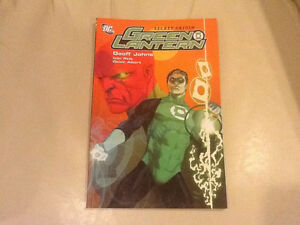 Green Lantern Secret Origins Trade Paperback