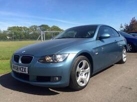 BMW 3 SERIES 320I SE, Blue, Manual, Petrol, 2008
