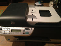 HP all in one office jet