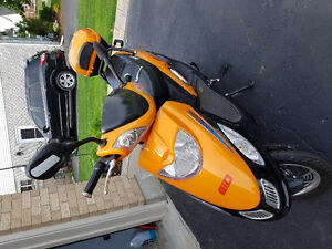 2013 Geo Electric Scooter for sale