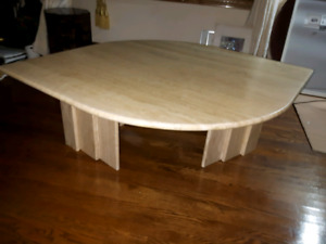 Marble Coffee table. $150