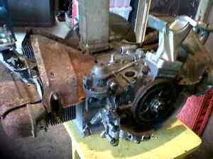 Porsche 356b  Engine