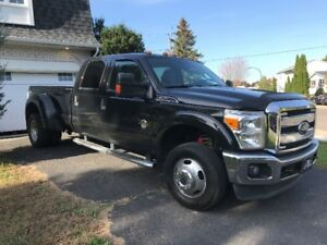2011 Ford F-350 Dually Power stroke 6.7L diesel