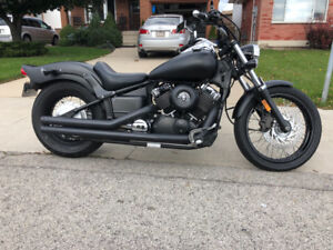 2009 Yamaha V Star 650 Custom (fall special price)