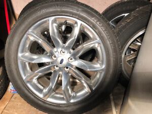 20inch Summer tires on rims