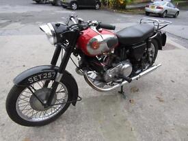 1958 PANTHER MODEL 100, 600cc.