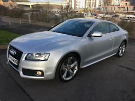 2009 AUDI A5 TDI QUATTRO S LINE SPECIAL EDITION COUPE DIESEL