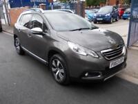 Peugeot 2008 1.6e-HDi ( 115bhp ) ( s/s ) Allure