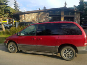 Plymouth voyager 1997 URGENT SALE