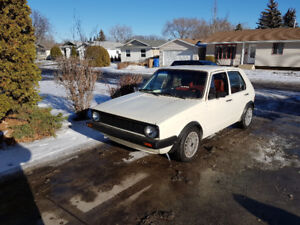 1982 VW Rabbit with 2.0L ABA Engine 3500 OBO