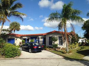 Maison a louer Floride. Disponible de Octobre à décembre 2018