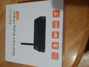 My Gica dual core android box