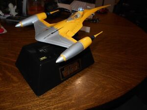 Star Wars Naboo FIghter Alarm Clock - PRICE REDUCED