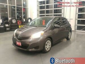 2012 Toyota Yaris LE  - Bluetooth -  Power Doors