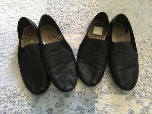 Leather Jazz Shoes