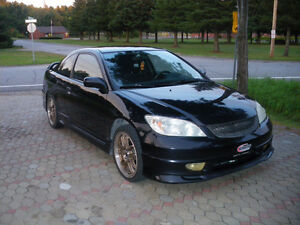 2005 Honda Civic SE Coupé (2 portes)