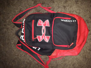 Under Armour Back Pack no rips gently used $25.00