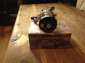 6500ct power handle Abu for sale 80 pound