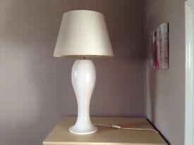 Stunning Large Lamp