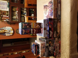 Board Games MINT Condition
