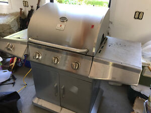 Natural Gas BBQ $50 (with Cover)