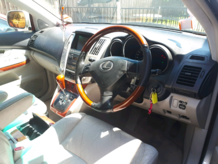 Lexus RX330 2003 Meadow Heights Hume Area Preview