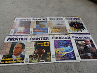 Small collection of space topical magazines (22)