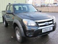 2010 Ford Ranger 2.5 TDCi XL Double Cab Pickup 4x4 4dr