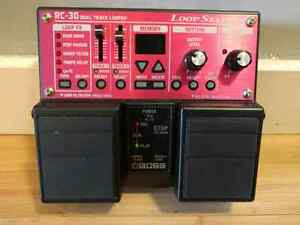 RC 30 Boss Loop Station
