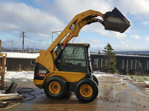 2005 Cat 236B Skidsteer Loader