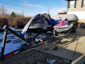 2 Waverunners for sale