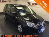 2008 08 Reg - Vauxhall/Opel Zafira 1.6i Life - FINANCE AVAILABLE FROM £19 P/W!