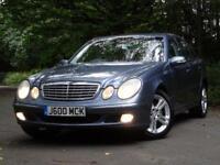 2003 03 Mercedes-Benz E220 2.2TD auto CDI Elegance 4 Door Saloon..FULL S/HISTORY