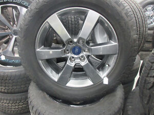 F150 20'' wheels and tires Kitchener / Waterloo Kitchener Area image 1
