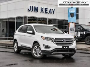 2017 Ford Edge SEL  - Certified - Bluetooth -  Heated Seats - $1