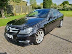 image for 2012 Mercedes-Benz C Class 2.1 C250 CDI BlueEFFICIENCY AMG Sport 2dr Coupe Diese
