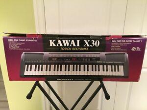 Kawai X30 Touch Response Keyboard