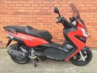 Rieju City Line 125cc 125i Scooter 2016MY 125i