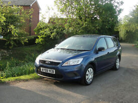 2009(59) FORD FOCUS TDCI ESTATE FULL HISTORY - ONE OWNER - £30 TAX -