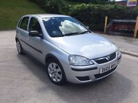 **1 OWNER+TOP OF RANGE**VAUXHALL CORSA SXI TWINPORT 1.2 PETROL (2005 YEAR)**