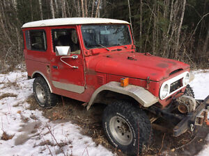 1977 Toyota FJ Cruiser Other