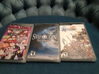 Complete PSP Games