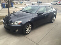 2008 Lexus IS 250 AWD Sedan, Luxury Package, Private Sale