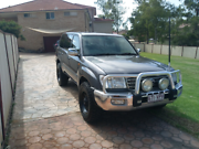 Toyota landcruiser 100 series 2005 sahara turbo diesel Wetherill Park Fairfield Area Preview