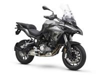 2018 BENELLI TRK502 ADVENTURE.8.9% APR. 123.38 OVER 48M WITH A 199 DEPOSIT