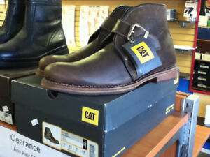 CAT Mens 10 / 11 / 12 Casual boot Brand New Cobourg
