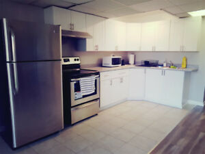 Basement Apartment for rent in Pickering