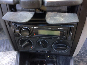 Sub woofer and amp $50 & bluetooth car stereo $40